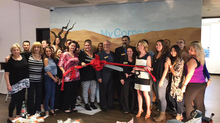 MyCorporation 2016 New Office Ribbon Cutting
