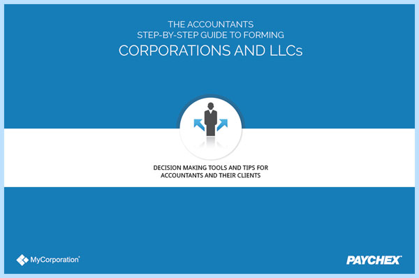 Incorporation Guide For Accountants