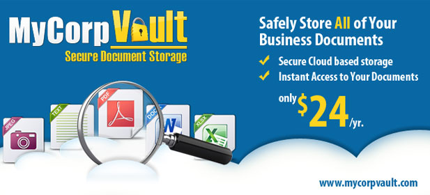 Get Secure Online Document Storage For Your Business Documents