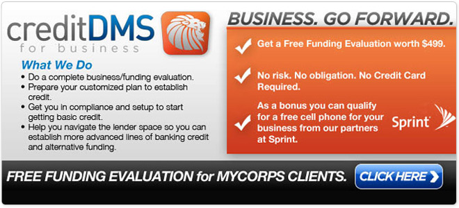 CreditDMS - Get A Free Funding Evaluation