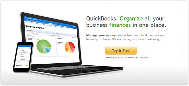 30 Day Free Trial With Intuit Quickbooks